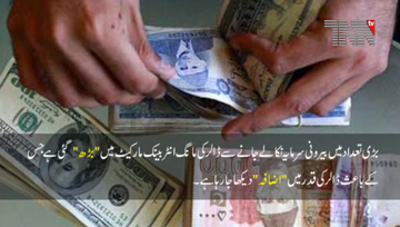 Karachi- Dollar rose to the new highest level of 167.77 in history